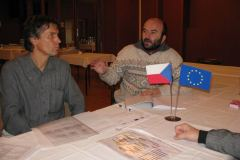 1. pracovní schůzka k projektu