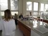 Ověřování vzdělávacího programu Laboratorní technika u partnerské školy  SPŠ Otrokovice v rámci projektu DVpV
