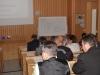 Školení  Řěšanů, Škovedů a Řešitelů VP projektu dne 27.3.2012 na OA, VOŠ a JŠ Uherské Hradiště